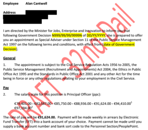 Cantwell Contract